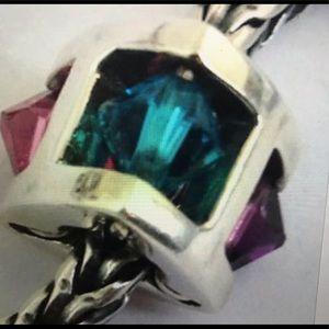 Trollbead Authentic Winter Jewel Small 61713 NWOT